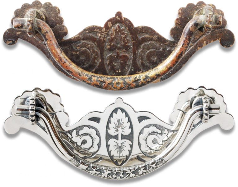 STERLING-DRAWER-PULL-INSPIRED-BY-ANTIQUE